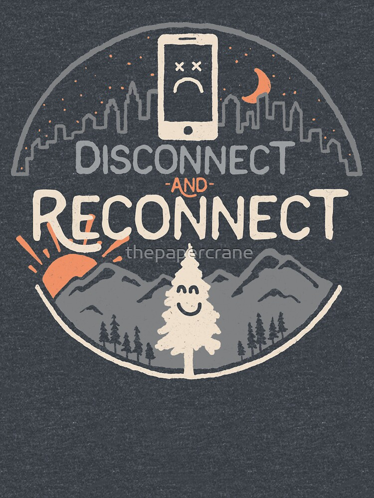 Reconnect by thepapercrane