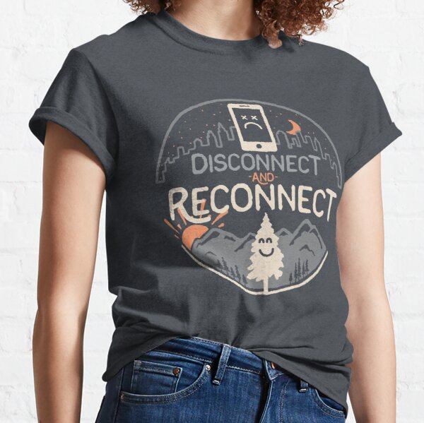Reconnect Classic T-Shirt
