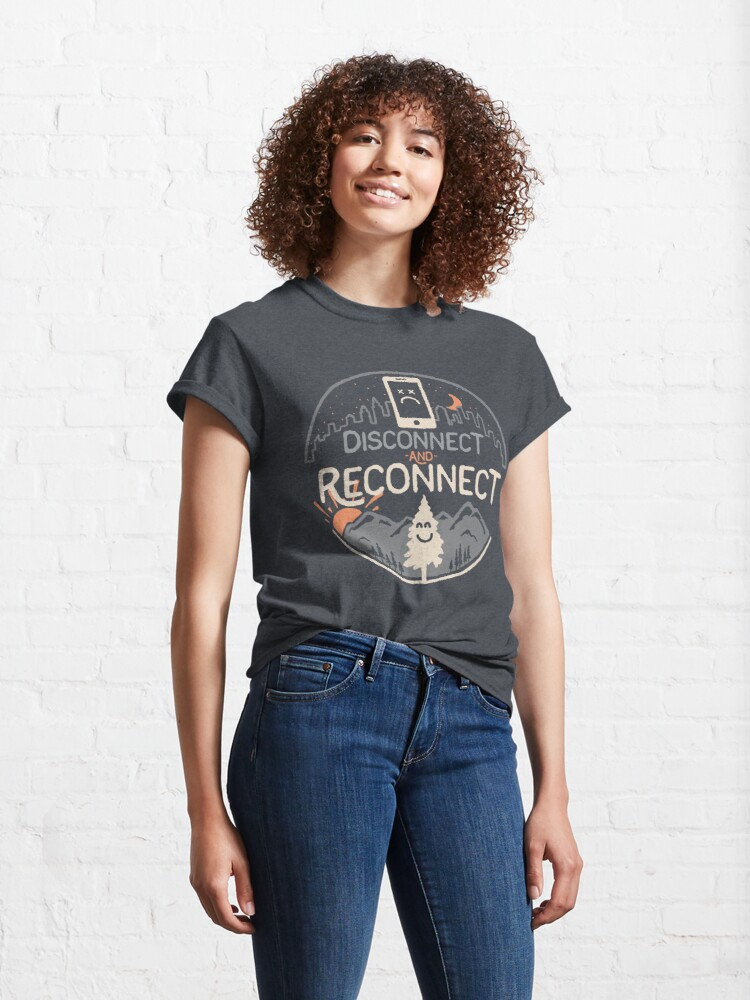 Alternate view of Reconnect Classic T-Shirt