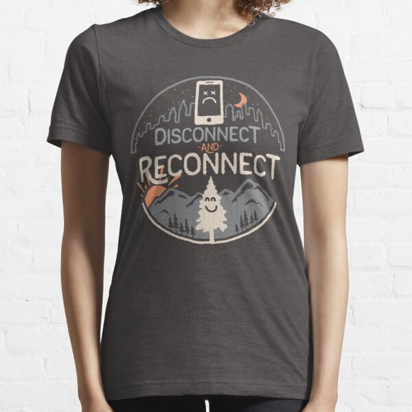 Reconnect Essential T-Shirt