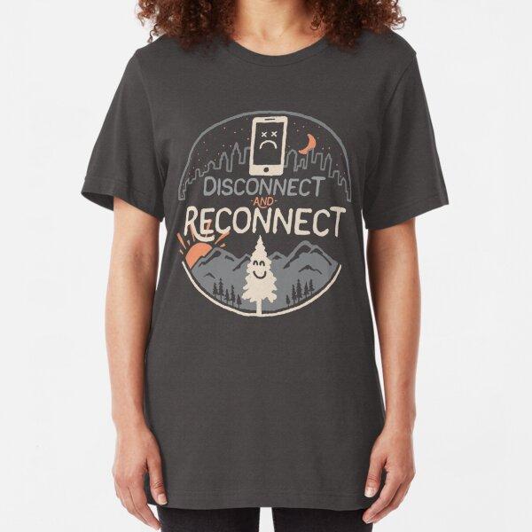 Reconnect Slim Fit T-Shirt