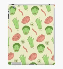 Zombie party iPad Case/Skin