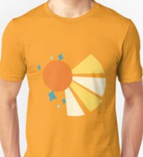 52af853d47fc My little Pony - Sunburst Cutie Mark Unisex T-Shirt