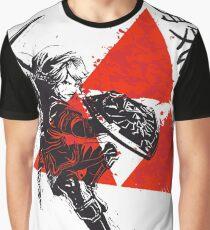 Legend of Zelda Triforce Graphic T-Shirt