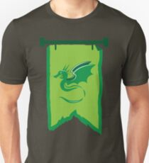 Banner standard with green dragon T-Shirt