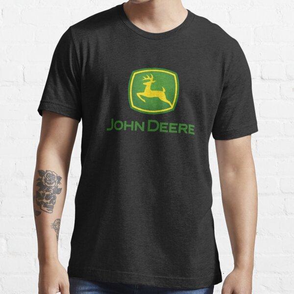 Logo John Deere T-shirt essentiel