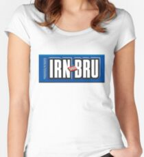 irn bru Women's Fitted Scoop T-Shirt