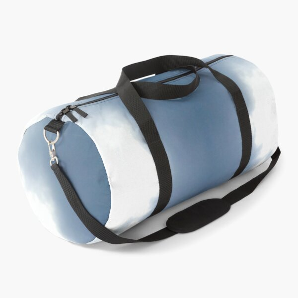 clepsydra-Through the clouds collection Duffle Bag
