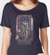 Time Travelers Women's Relaxed Fit T-Shirt
