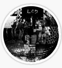 LCD Soundsystem - Disco ball Sticker