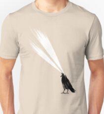 Laser crow T-Shirt