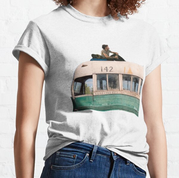 """""""Happiness is only real when shared"""" Classic T-Shirt"""