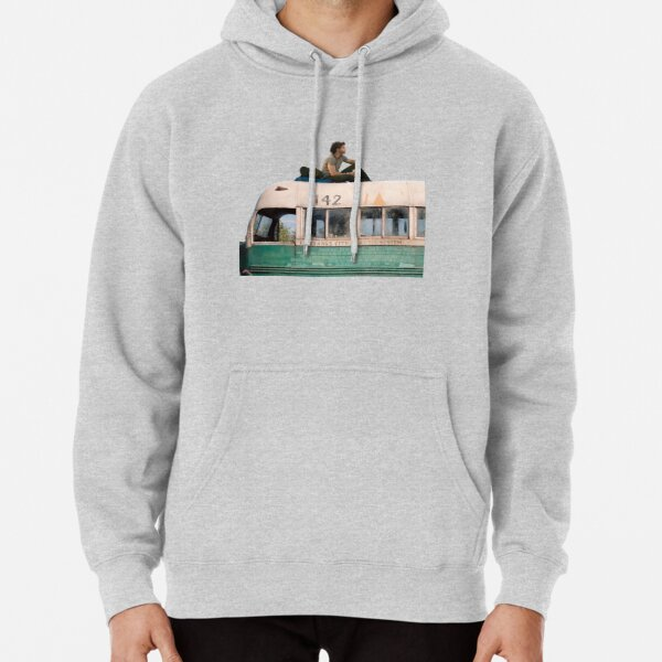 """""""Happiness is only real when shared"""" Pullover Hoodie"""