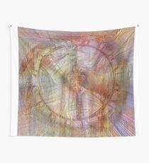 Dagda's Harp Wall Tapestry