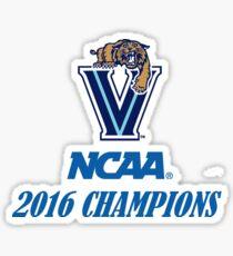 Villanova Wildcats 2016 NCAA Champions Sticker