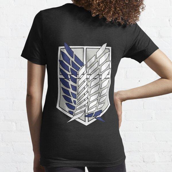 Attaque du corps d'enquête sur Titan T-shirt essentiel