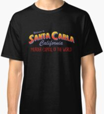 The Lost Boys - Welcome To Santa Carla Classic T-Shirt