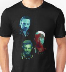 The Walking Dead Rick, Daryl and Glenn T-Shirt