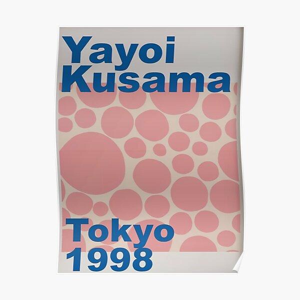 Exposition Yayoi Kusama Poster