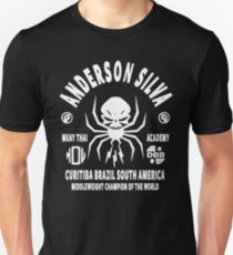 Anderson Silva Muay Thai Academy T-Shirt