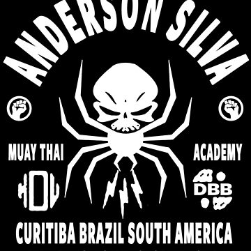 Anderson Silva Muay Thai Academy by FightZoneUltra
