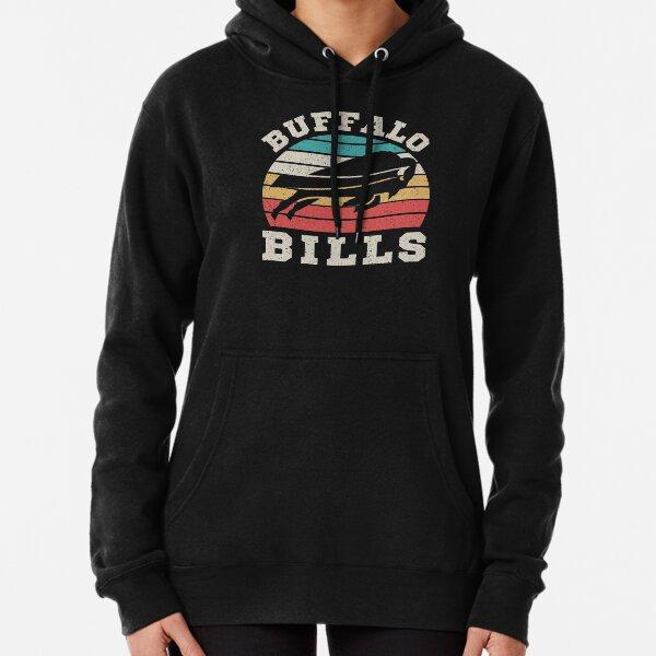 Buffalo vintage Pullover Hoodie