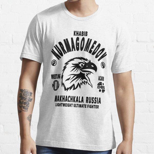 Khabib Nurmagomedov T-shirt essentiel