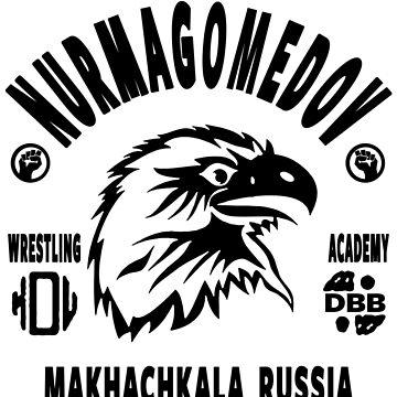 Khabib Nurmagomedov by FightZoneUltra
