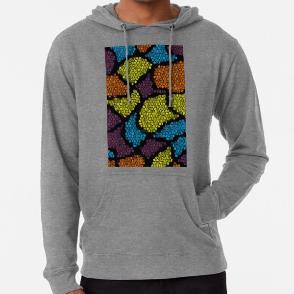 The Colour Mask Lightweight Hoodie