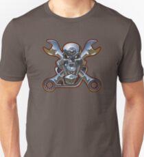 Metall Skull Unisex T-Shirt