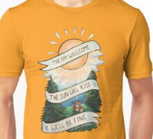 Please Pardon Yourself by the Avett Brothers Design Unisex T-Shirt
