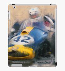 Historic Car Racing iPad Case/Skin