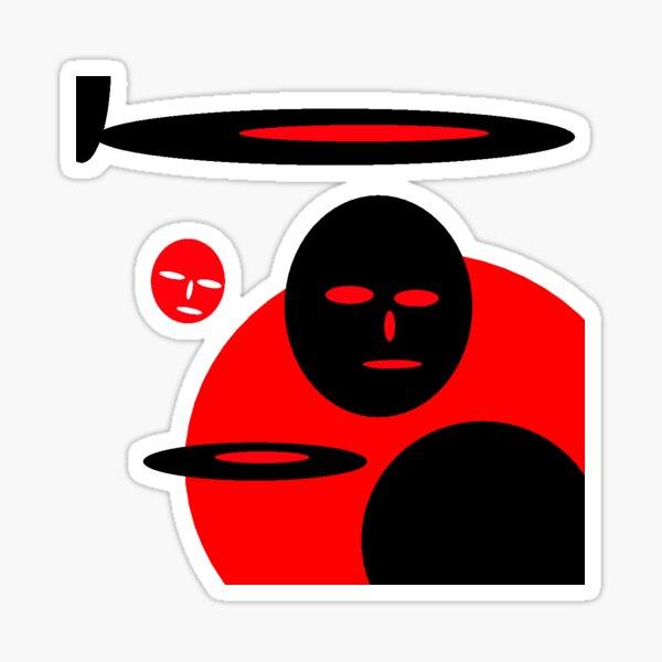 Face Nish Sticker