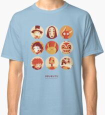 Ghibli Collection Classic T-Shirt