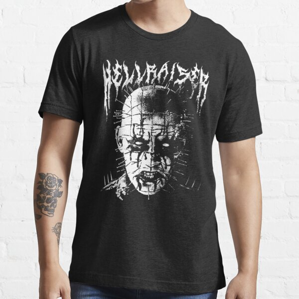 Black Metal Pinhead Essential T-Shirt