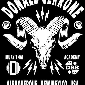 Donald Cerrone Muay Thai Academy by FightZoneUltra