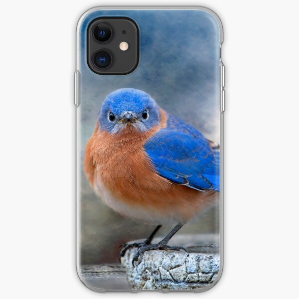 Don't Ruffle My Feathers! iPhone Soft Case