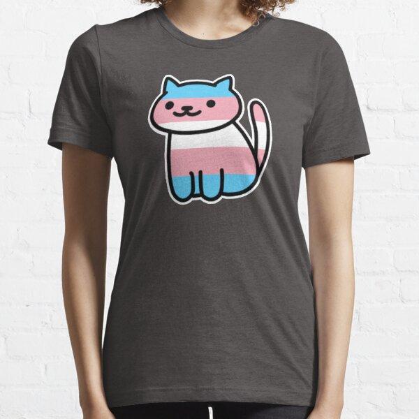 Neko Pride: Transgender Essential T-Shirt