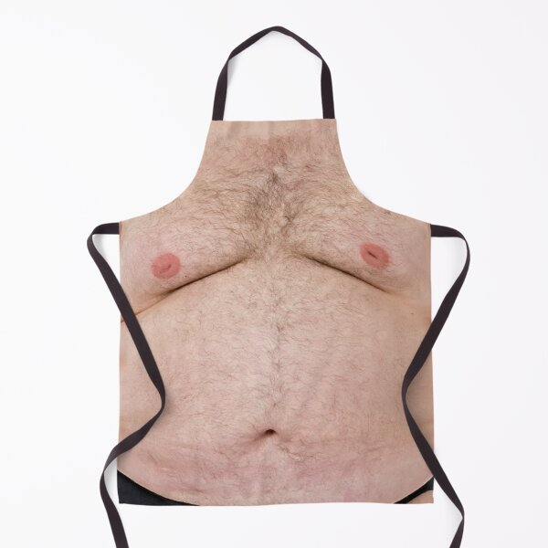 Hairy Belly Apron