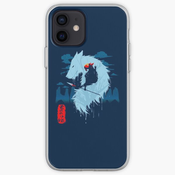 Wolf Coque souple iPhone