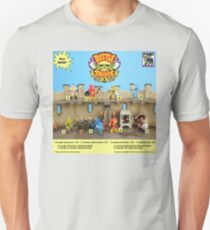 Battle Tribes Retro Catalog Unisex T-Shirt