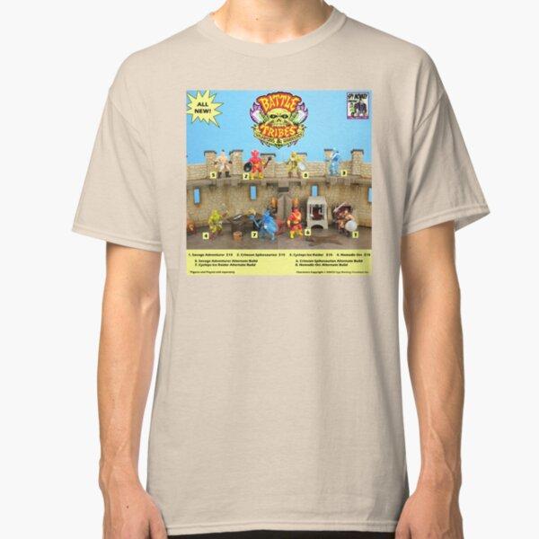 Battle Tribes Retro Catalog Classic T-Shirt