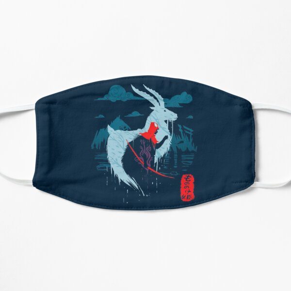 Warrior Flat Mask