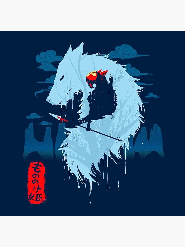 Wolf by Meroshozo