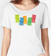 Gummy Bears Gang Women's Relaxed Fit T-Shirt