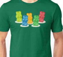 Gummy Bears Gang Unisex T-Shirt