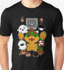 [Super Mario] Baddies! Unisex T-Shirt
