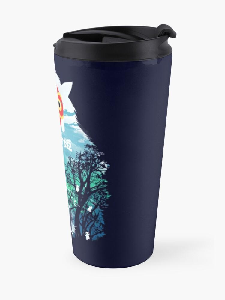 Alternate view of Nature Travel Mug