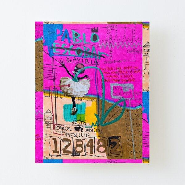Pablo Canvas Mounted Print