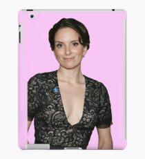 tina fey transparent. iPad Case/Skin